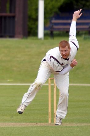 Banbury skipper Jimmy Phillips took two wickets and hit the winning runs