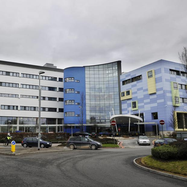 Oxford Mail: John Radcliffe Hospital
