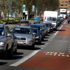 Oxford Mail: traffic jam