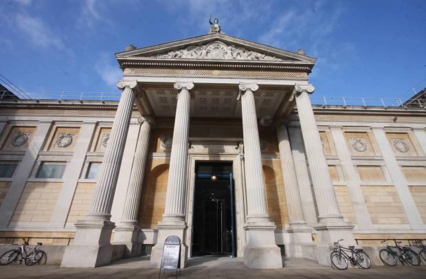 Personal data hacked from Ashmolean Museum website
