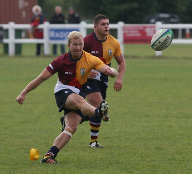 Oxford Mail: Zac Norris