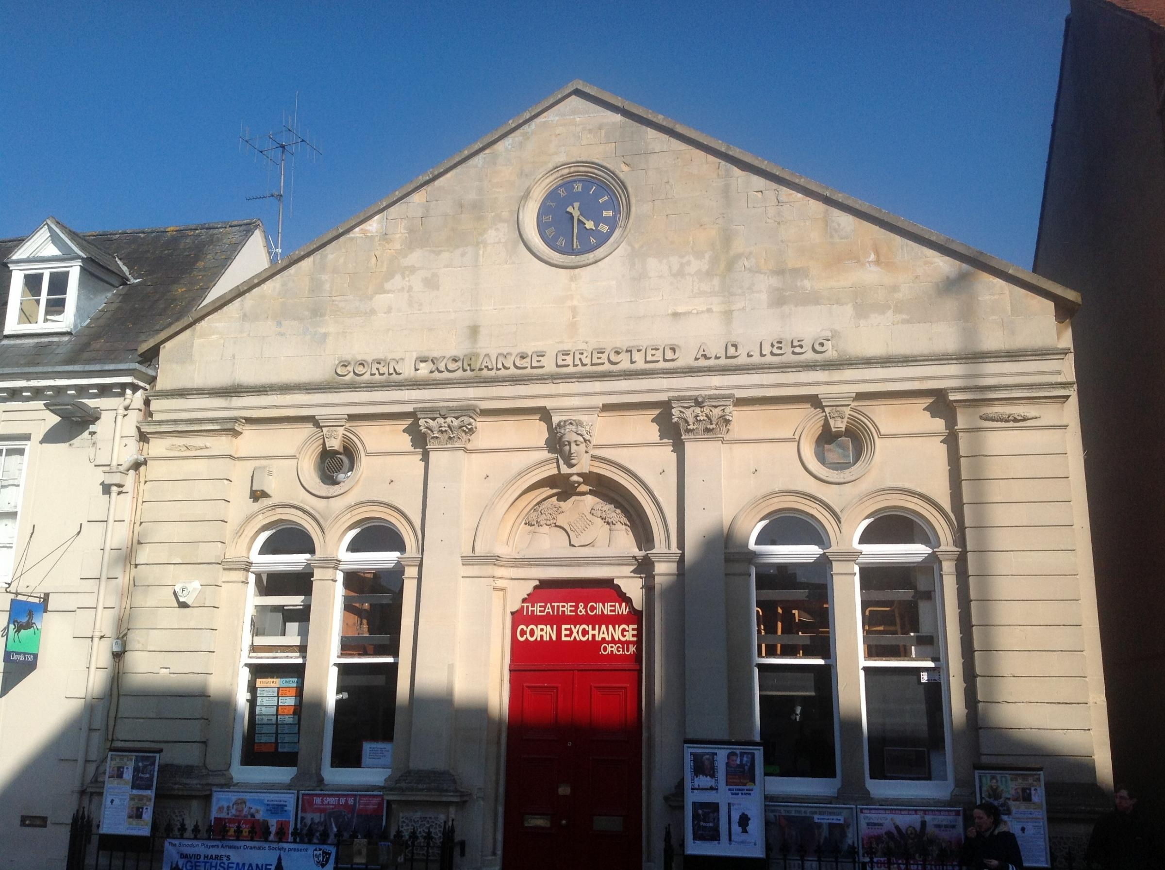 Venue: Wallingford Corn Exchange