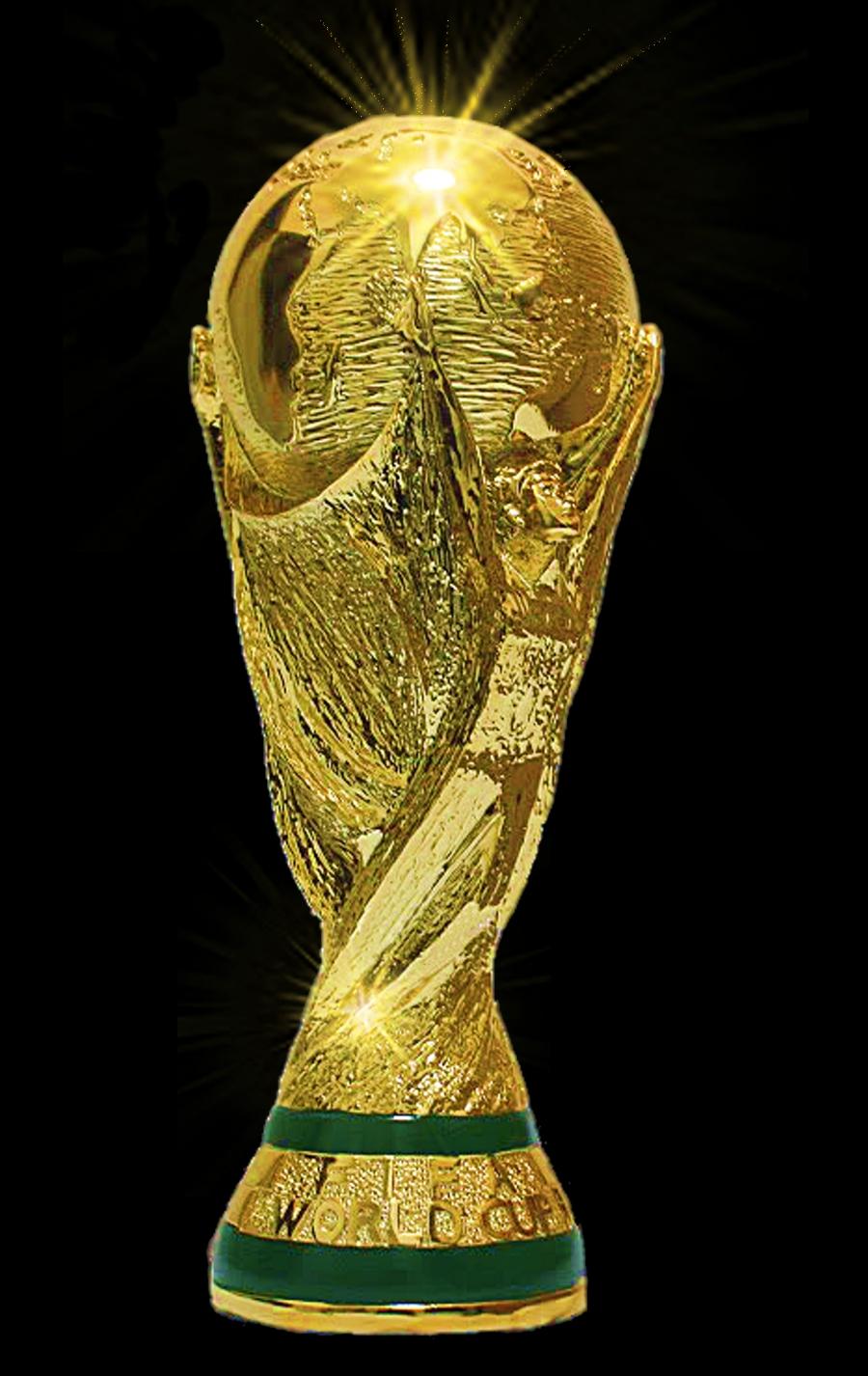 Découvrez l'artiste qui a dessiné le trophée de la Coupe du monde