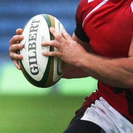 RUGBY UNION: Welsh storm to big win over henley