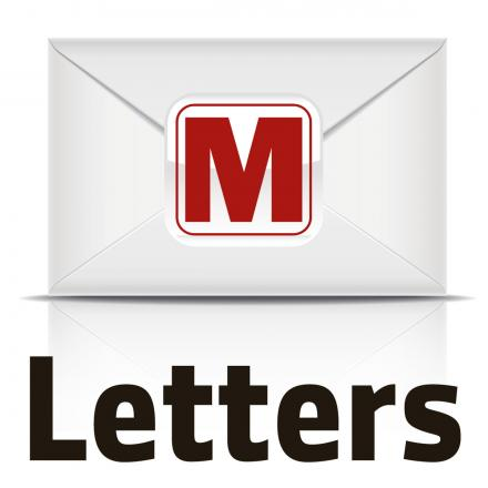 Monday's letters: What are your fellow readers writing in about today?