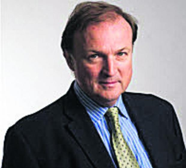 Clinical Commissioning Group chief executive Dr Stephen Richards
