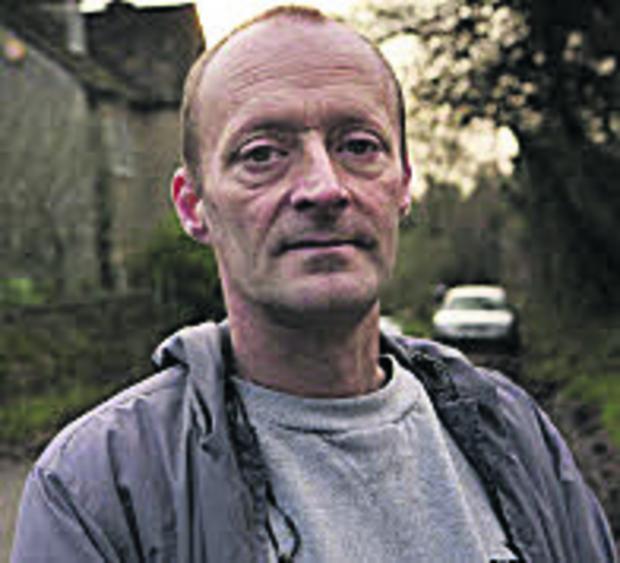 Oxford Mail: Tony Ashby