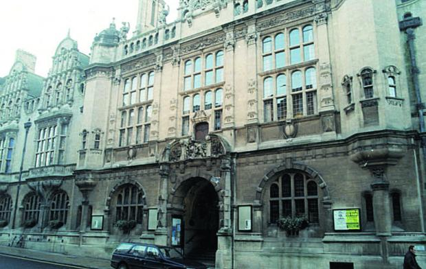 Oxford Mail: Loos revamp plan as more visitors flock to town hall