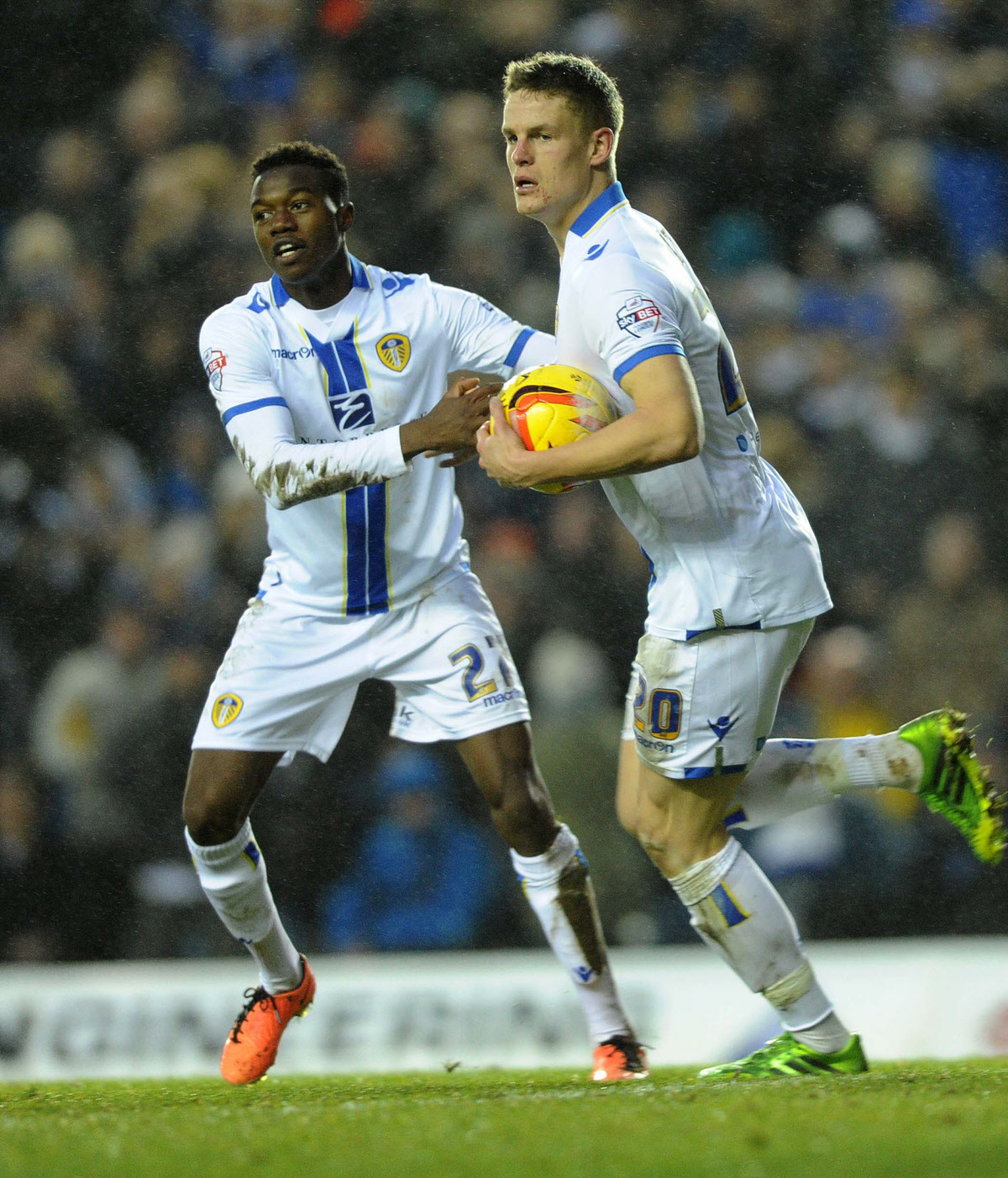 FOOTBALL: Ex-Quarry youngster making his mark at Leeds
