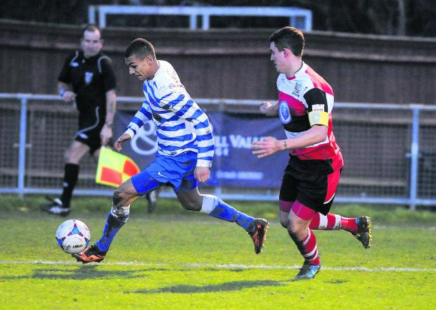 Oxford City boss Mike Ford has told Kayden Jackson (pictured) that he must work harder or face be