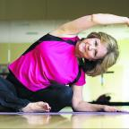 Oxford Mail: Take some small steps to make big improvements. Try yoga, get active and don't miss any health check-ups!