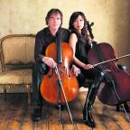 Oxford Mail: Julian and Jiaxin Lloyd Webber