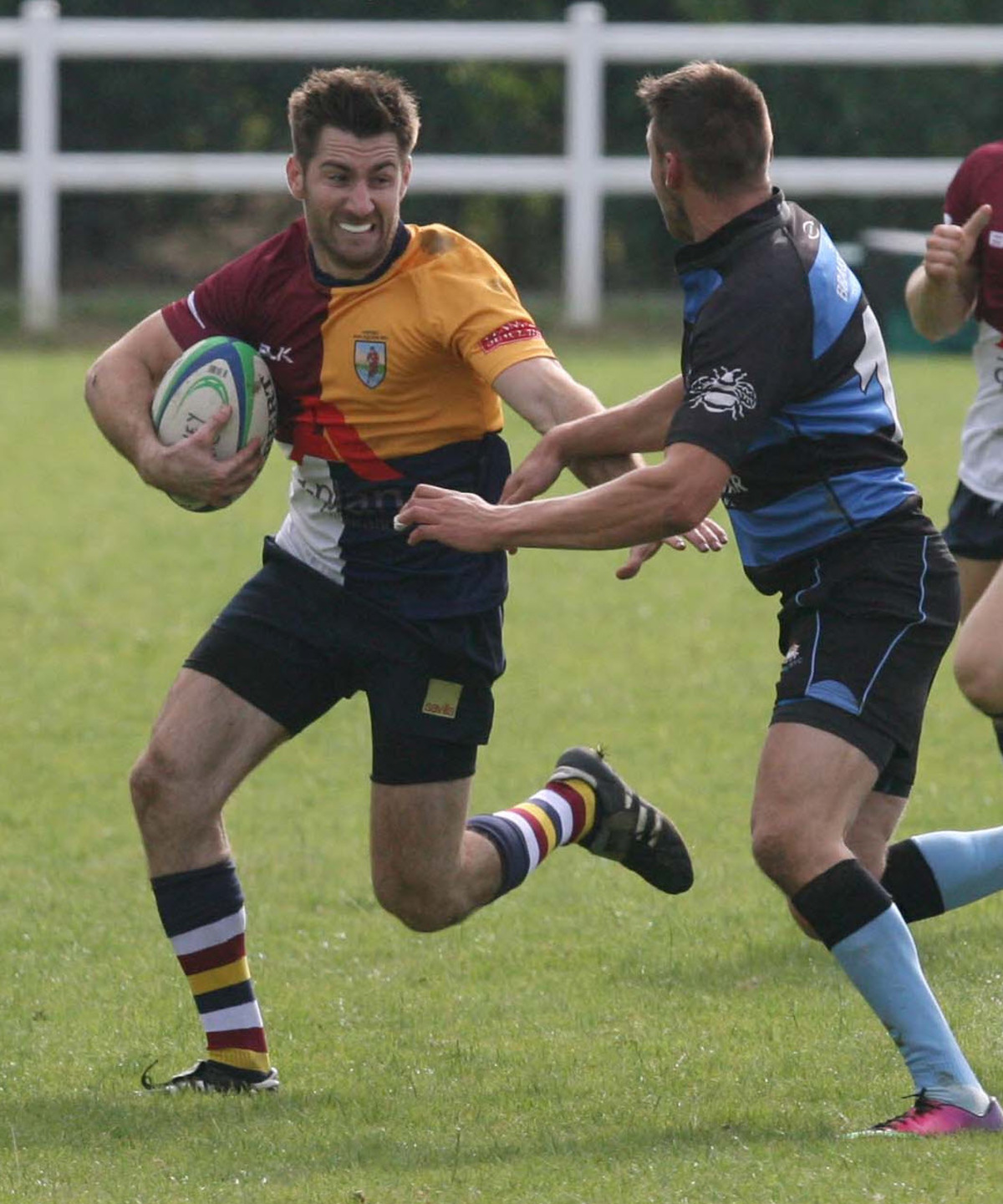 Oxford Harlequins centre Adam Walsh will miss their