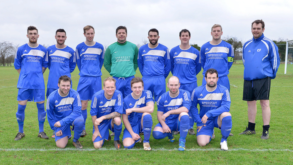 Charlton United, who beat Kidlington Old Boys 3-1 in Division 1