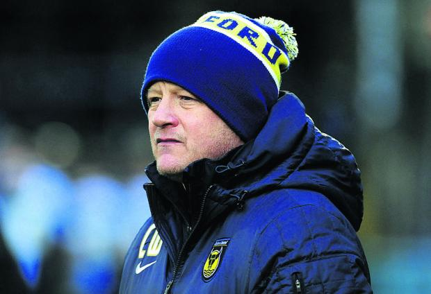 Wilder is favourite with the bookmakers to take over at Northampton