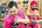 Cyrus Todiwala - Still hungry for challenge