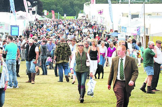 Visitors to the CLA Game Fair will find new events this year