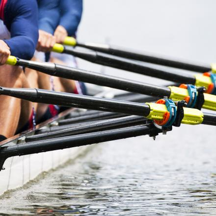 ROWING: Headington lead the way for locals at Dorney
