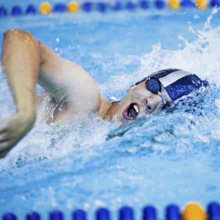 SWIMMING: Parry to offer tips at Barton