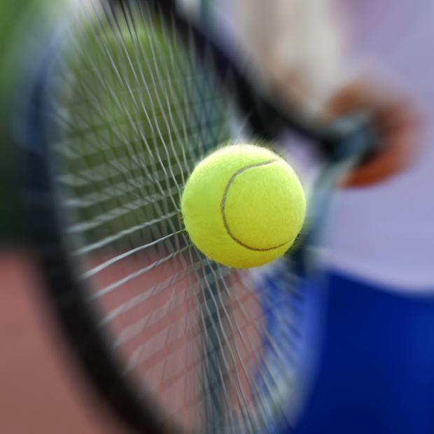 Oxford Mail: TENNIS: Waterson runner-up at Perry & Sinclair Championship
