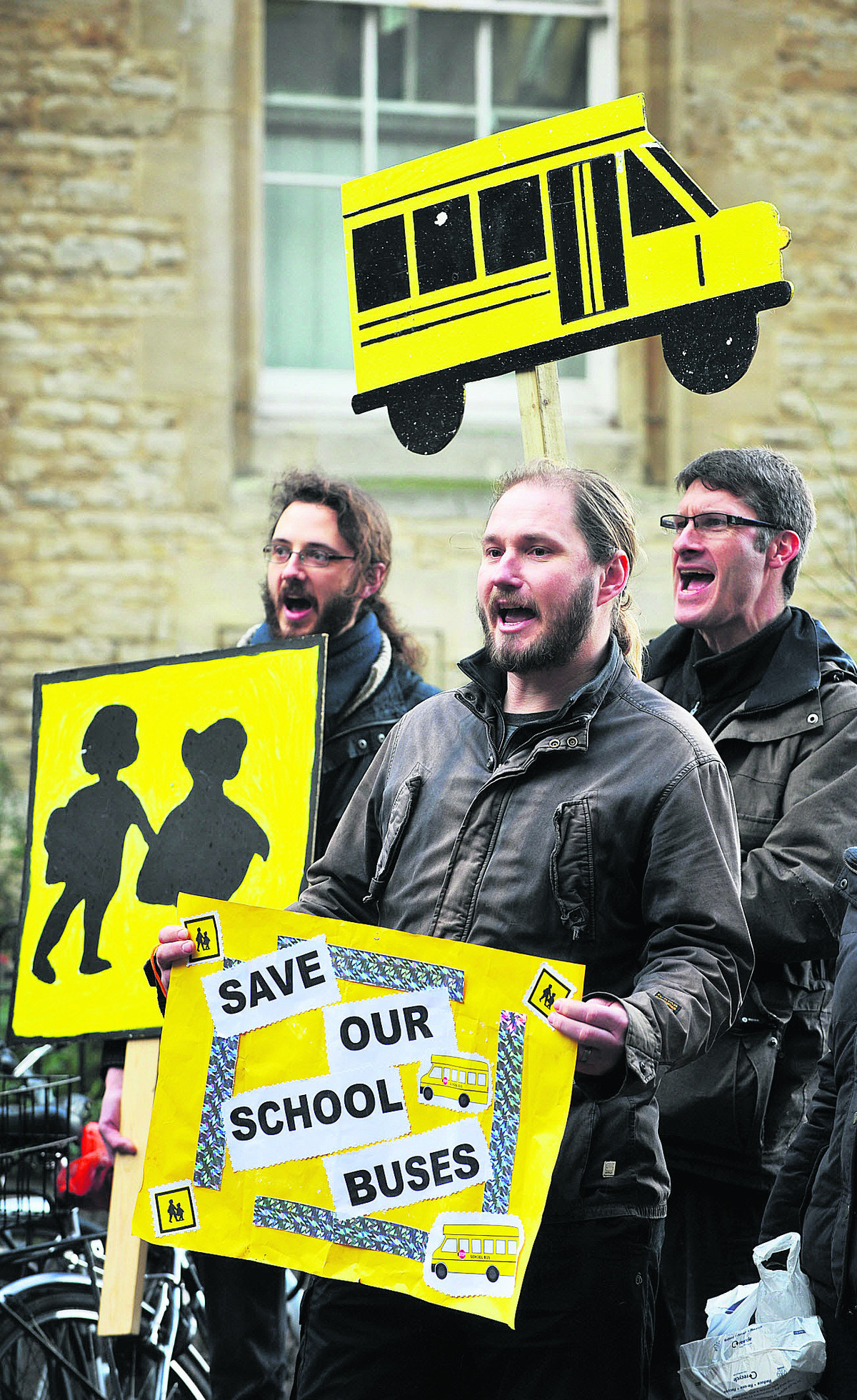 Fears for schools as county council presses ahead with free bus axe