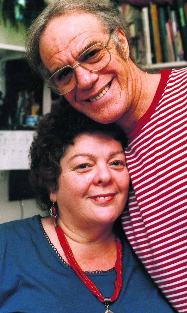 Oxford Mail: Raphael and Tamar Altman