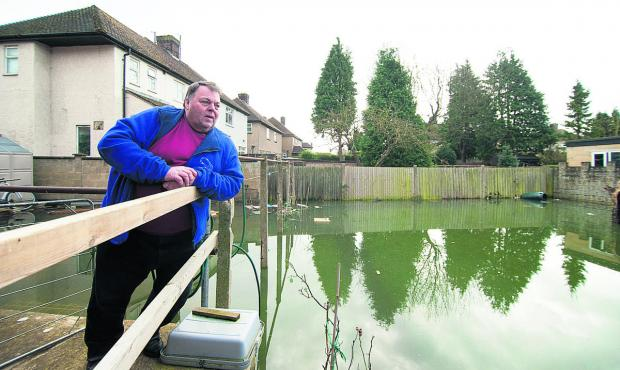 Philip Cross, owner of Fat Phil's Angling Centre