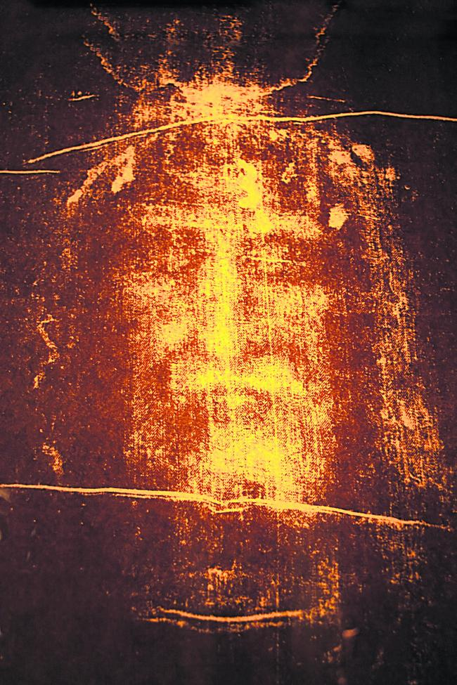 The Turin Shroud - exposed as a medieval forgery at Oxford University