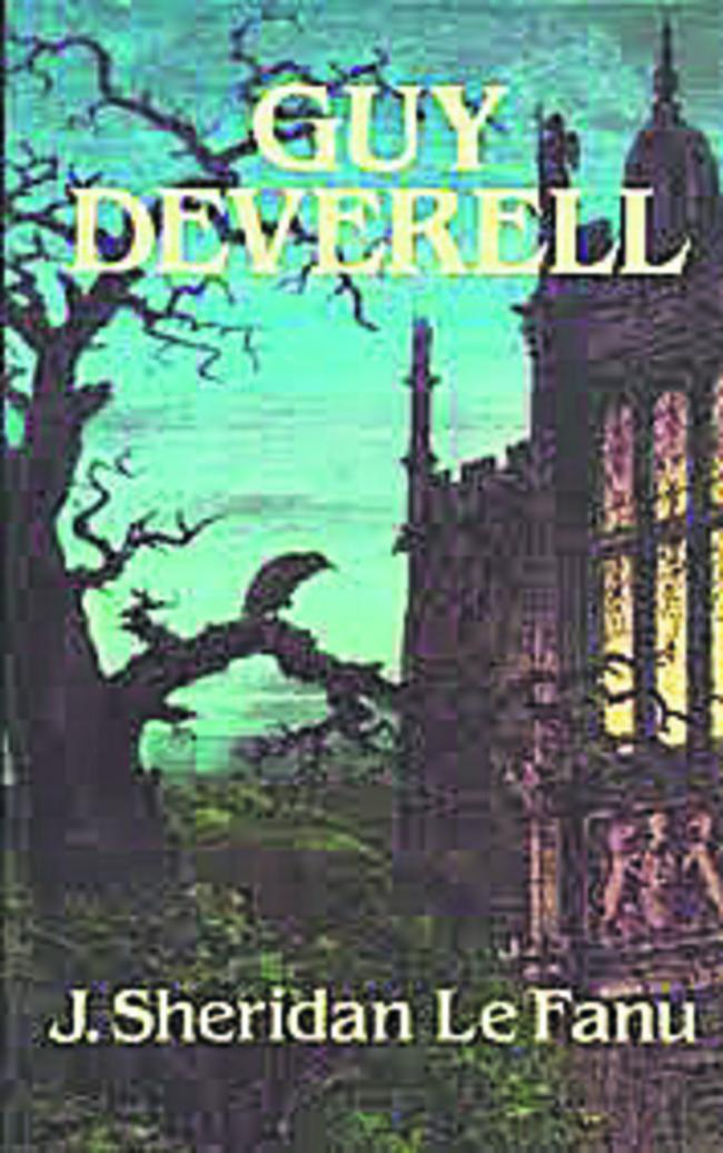 Guy Deverell by J. Sheridan Le Fanu