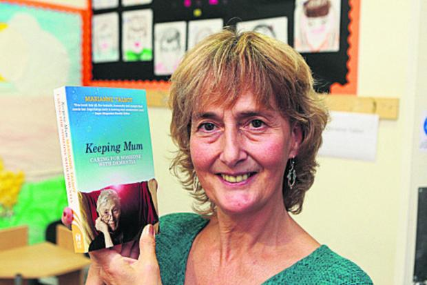 Oxford Mail: Marianne Talbot will speak about her book on her mother's dementia