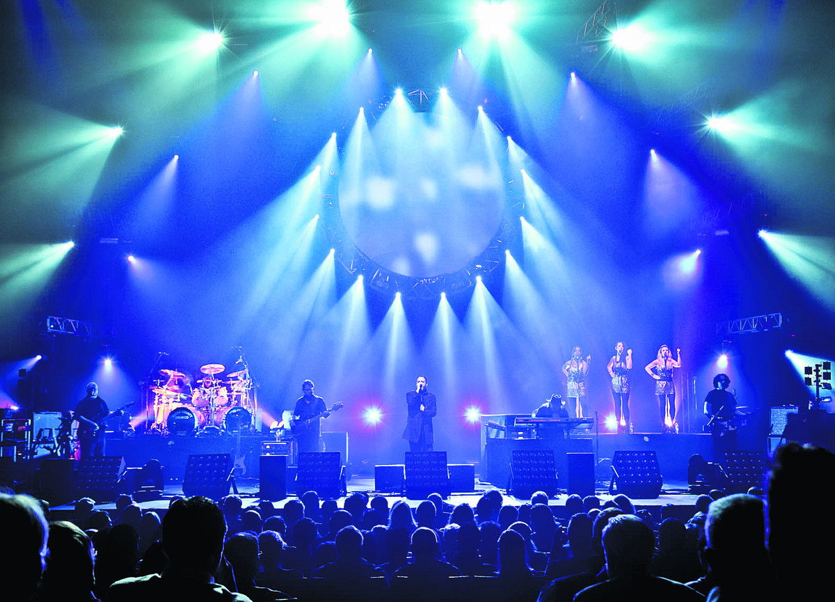 Pink Floyd tribute have feet firmly on the ground