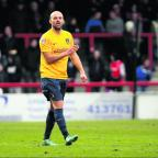 Oxford Mail: David Hunt is hoping to win promotion from League Two for the fourth time Picture: Dan Westwell