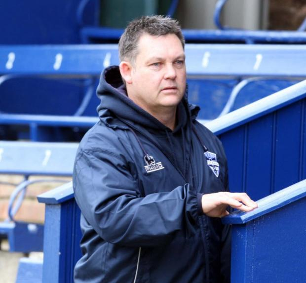 Oxford Rugby League head coach Tony Benson is optimistic for the new season