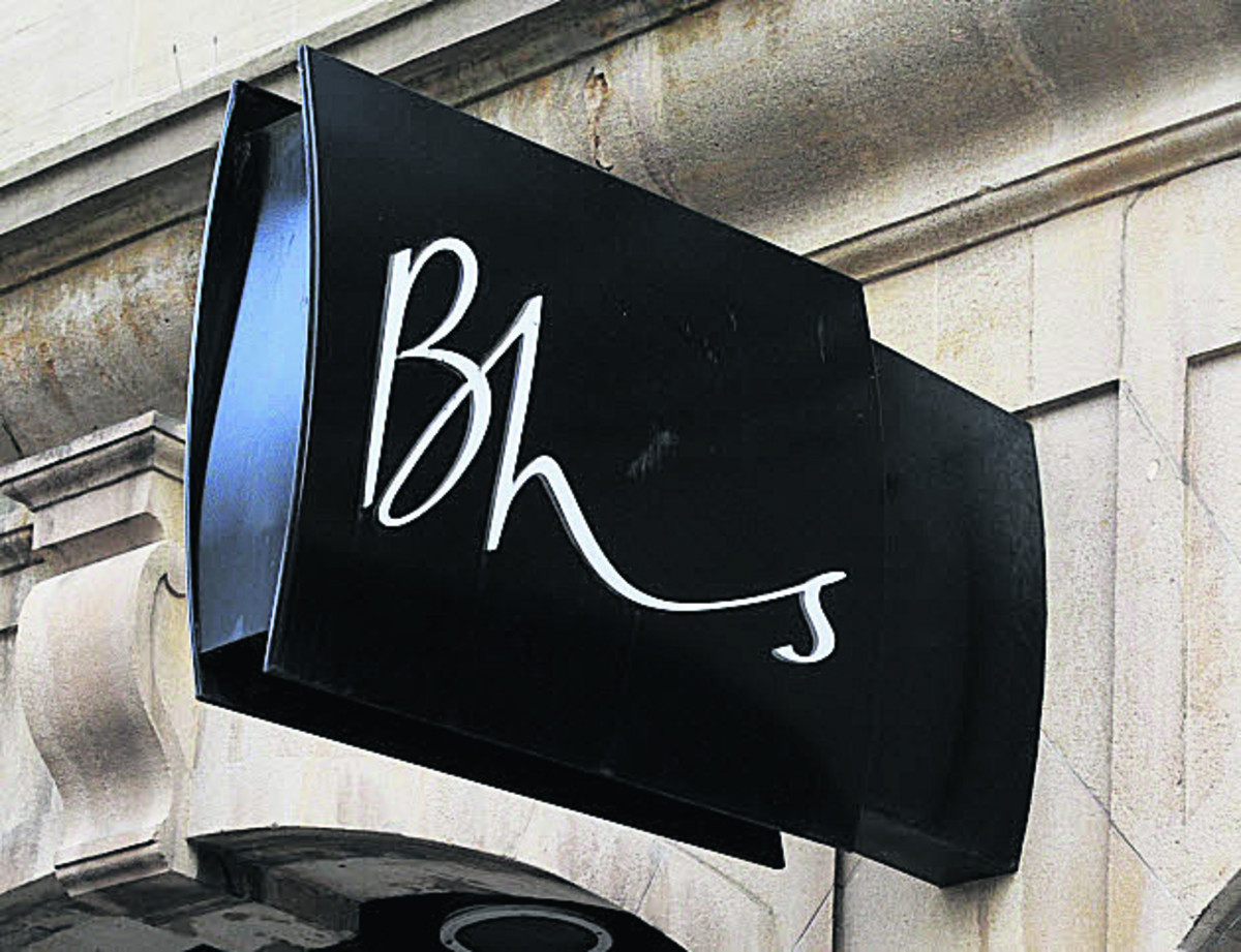 BHS is closing its Oxford store