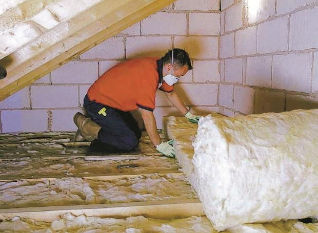 Oxford Mail: Budget cuts mean less social housing tenants will now have insulation work funded