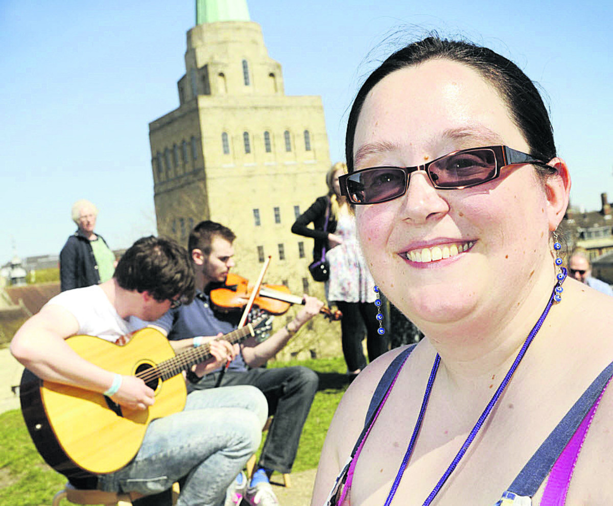 Thousands are expected to attend folk music weekend