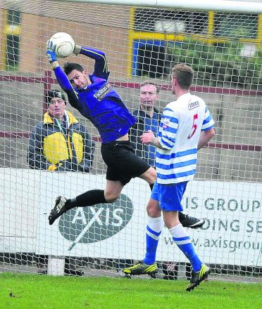 Oxford City keeper Victor Francoz could be replaced by a loan keeper for tomorrow's Skrill North trip to Boston United