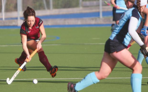 Charlotte Crampton-Smith set up Oxford Hawks' second goal