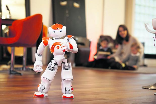 Oxford Mail: Robots shaping up to be carers of the future
