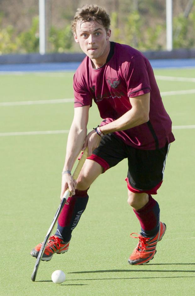 Oxford Mail: Matt Richardson is one of three Oxford Brookes players leaving Hawks