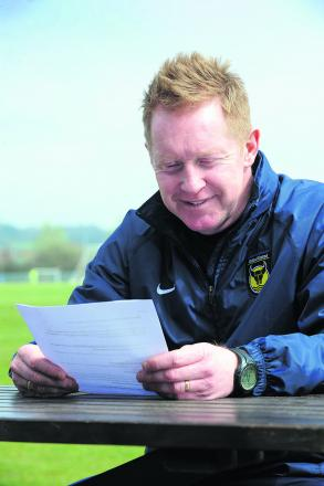 Gary Waddock takes a look through the list of questions put to him by Oxford United supporters