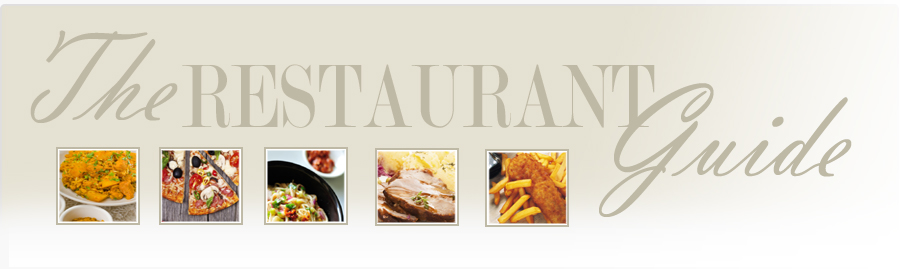 Oxford Mail: Restaurant Guide page image