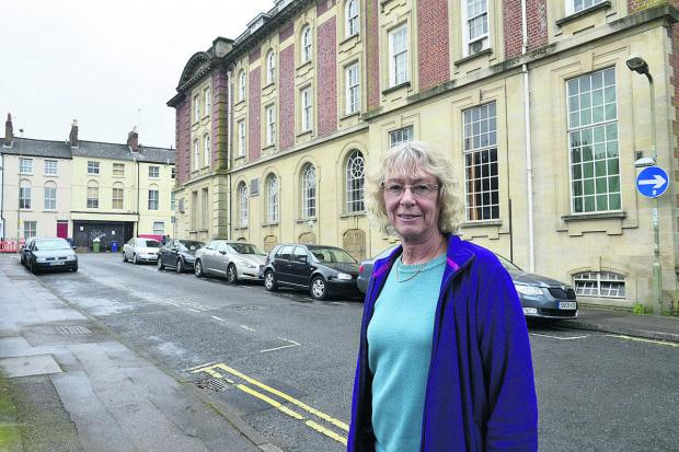 Oxford Mail: Ward councillor Susanna Pressel is hoping more can be done to provide replacement parking for residents when the former Ruskin College site in Jericho is redeveloped