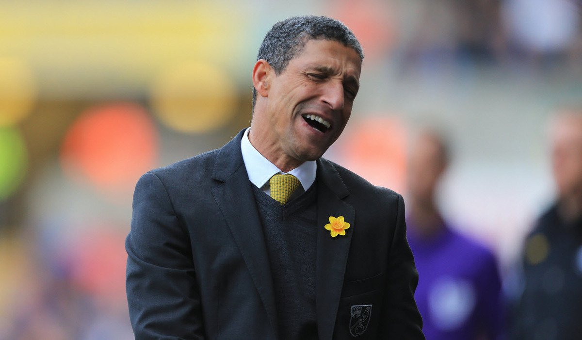 Chris Hughton's sacking last week means there are no black managers in the top flight