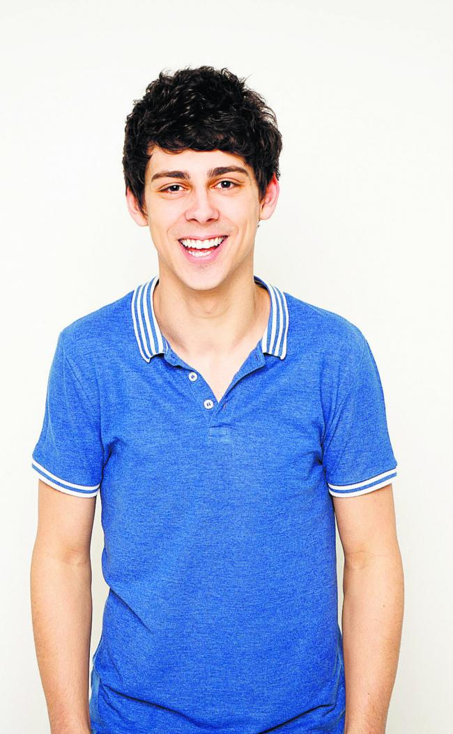 Comedian Matt Richardson