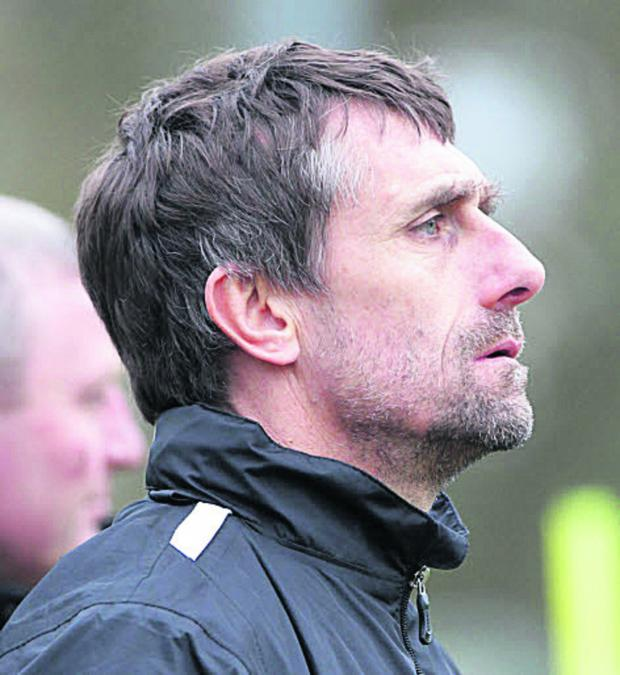 Oxford Mail: North Leigh boss Mark Gee is confident his side will be stronger next season