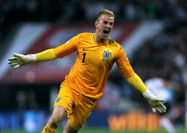 Watch: Joe Hart says England positive about tournament