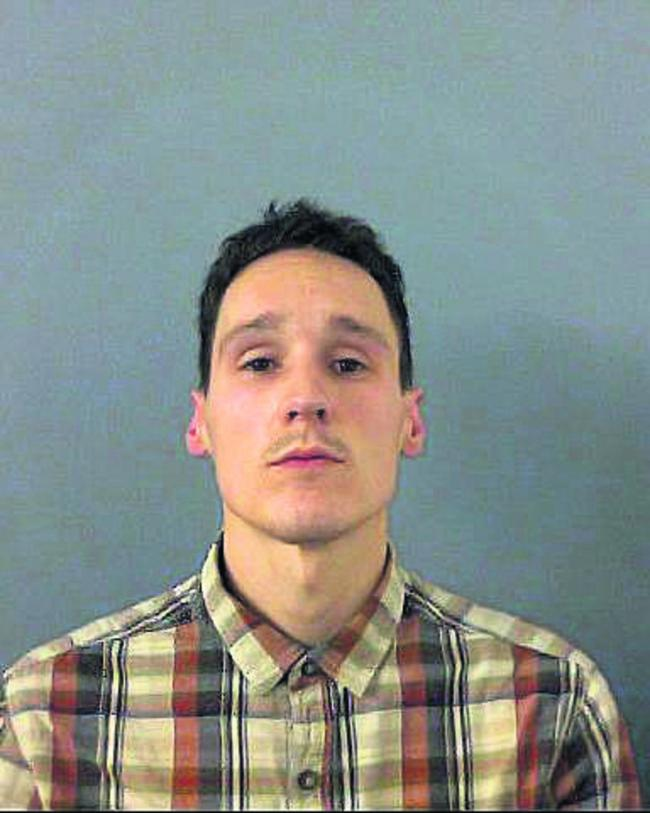 00d0bf5ac2bf Jailed burglar fed drug habit   Oxford Mail
