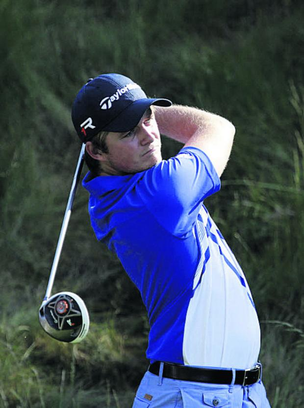 Oxford Mail: Eddie Pepperell is on a Spanish glory bid