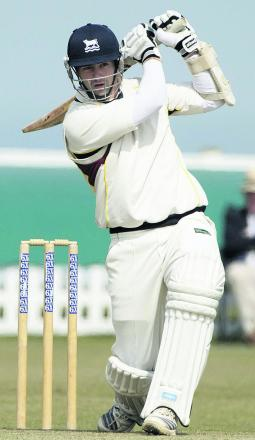 Nathan Hawkes scored match-winning century for Banbury